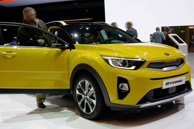 Bestellfahrzeug, konfigurierbar Kia Stonic - Prestige 1.0 T-GDI 120PS 88kW DCT 2021
