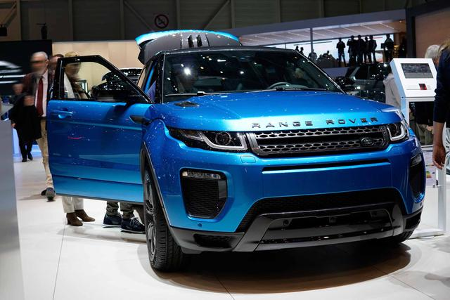 Land Rover Range Rover Evoque - P300e