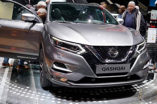 Nissan Qashqai Tekna 1.5 dCi 115PS/85kW 6G 2019
