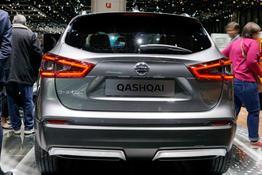 Nissan Qashqai - Acenta 1.5 dCi 115PS/85kW DCT 2019