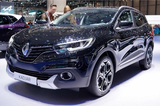 Renault Kadjar - TCe 140 GPF Limited