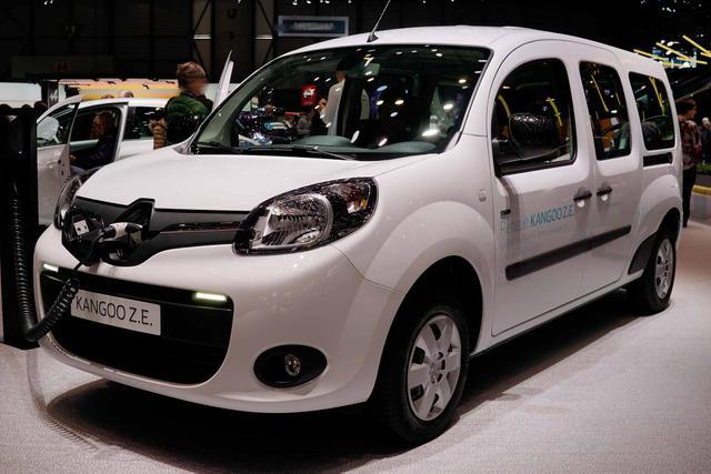 Renault Kangoo TCe 130 Edition One