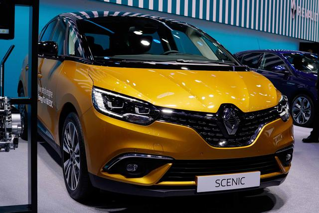 Renault Scenic - Bose 1.3 TCe 140PS EDC7 2019
