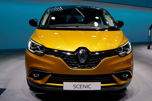 Renault Scenic - Zen 1.3 TCe 115PS 6G 2019