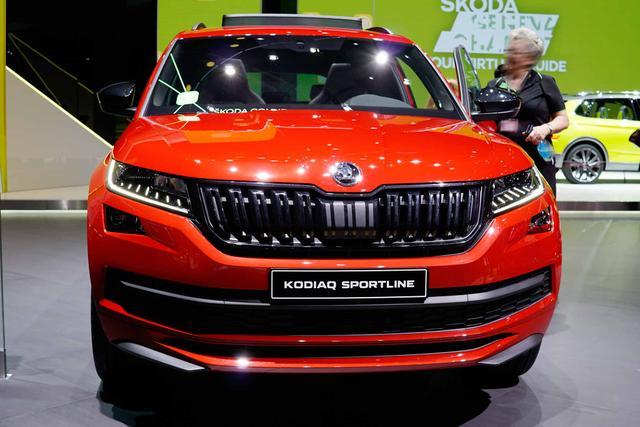 Skoda Kodiaq - Sportline 1,5TSI ACT 110kW /150PS DSG 7-Gang, 4 Jahre Skoda-Garantie, Modell 2021 Bestellfahrzeug frei konfigurierbar
