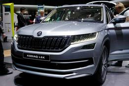 Kodiaq - Business KLIMA/LED/PDC v h