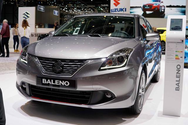 Suzuki Baleno - 1.2 DUALJECOTEC HYBRID Comfort