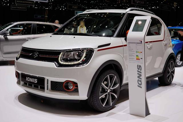 Bestellfahrzeug, konfigurierbar Suzuki Ignis - 1.2 DUALJECOTEC HYBRID Comfort