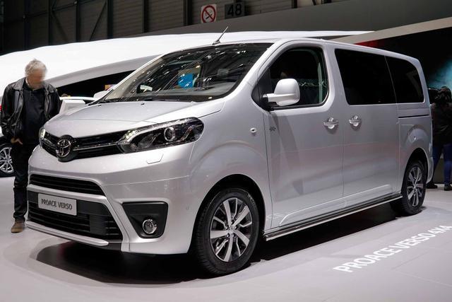 Toyota Proace 2,0-l-D-4D 90kW L1 verglast Comfort