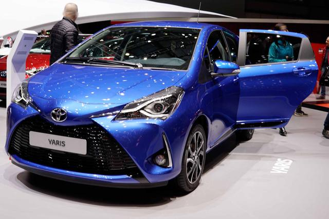 Toyota Yaris      T1 1.5 VVT-iE 111PS/82kW 6G 2019