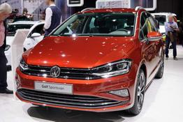 Golf Sportsvan - Highline 2.0 TDI SCR 150PS/110kW DSG7 2020