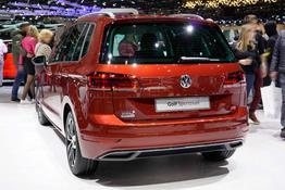 Volkswagen Golf Sportsvan, Beispielbilder, ggf. teilweise mit Sonderausstattung