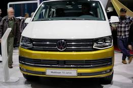 Volkswagen T6 Multivan - Trendline 2.0 TDI AdBlue 150PS 6G 2019