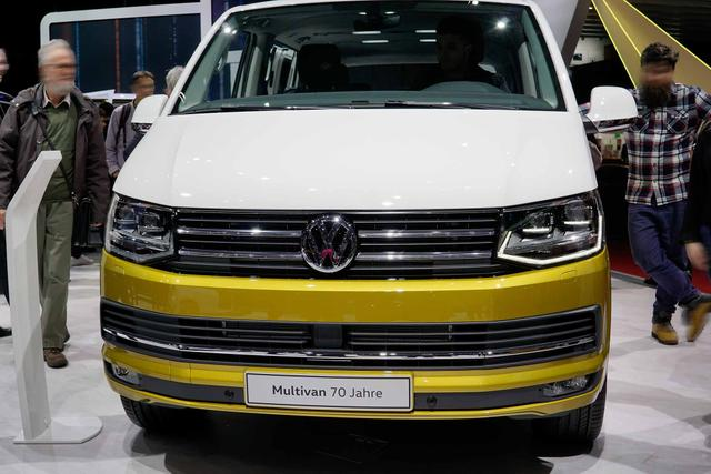 Bestellfahrzeug, konfigurierbar Volkswagen T6 Multivan - Trendline 2.0 TDI AdBlue 102PS 5G 2019