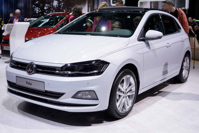 Volkswagen Polo - R-Line 1.5 TSI ECO ACT 150PS/110kW DSG7 2021 Vorlauffahrzeug kurzfristig verfügbar