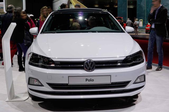 Lagerfahrzeug Volkswagen Polo - Comfortline 1,0TSi