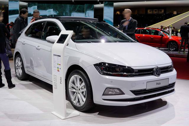 Volkswagen Polo - R-Line 1.5 TSI ECO ACT 150PS/110kW DSG7 2021