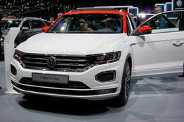 Volkswagen T-Roc R-Line, Das Bild ist ein beliebiges Beispiel der frei konfigurierbaren Modellreihe