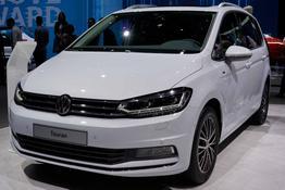 Volkswagen Touran, Beispielbilder, ggf. teilweise mit Sonderausstattung