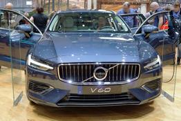 Volvo V60 - R-Design T4 190PS/140kW Aut. 8 2020