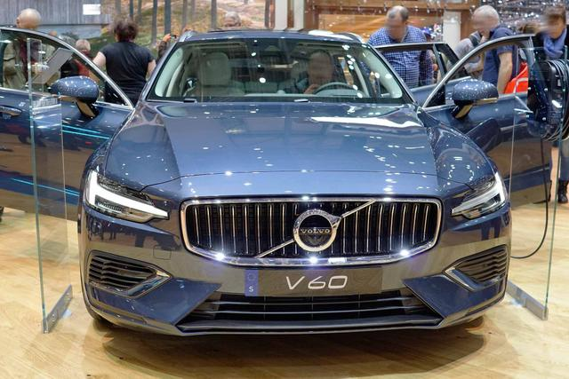V60      Recharge Inscription Expression T6 Plug-in Hybrid 340PS/251kW Aut. 8 eAWD 2021