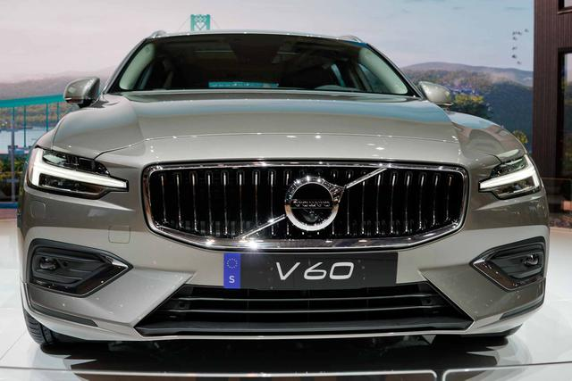 Volvo V60 - Momentum T6 Twin Engine eAWD 253+87PS Aut. 8 2020