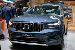 Volvo XC40, Beispielbilder, ggf. teilweise mit Sonderausstattung