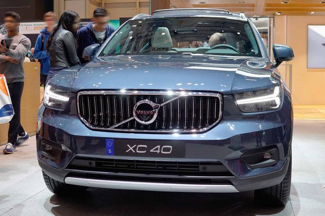 Volvo XC40 - Momentum D3 150PS/110kW Aut. 8 2021