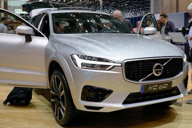 XC60      R-Design B4 Super 197PS/145kW Aut. 8 2021
