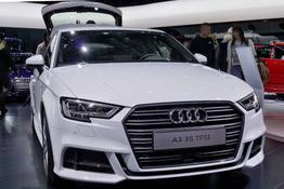 Audi A3 Sportback, Beispielbilder, ggf. teilweise mit Sonderausstattung