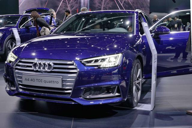 Audi A4 Avant - Advanced MJ 2020 NAVI/LED/KAMERA Vorlauffahrzeug