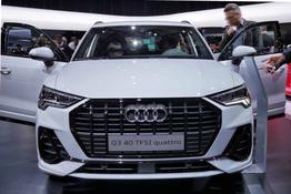 Audi Q3, Das Bild ist ein beliebiges Beispiel der frei konfigurierbaren Modellreihe