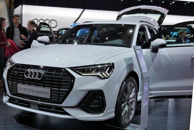 Audi Q3 - 35 TFSI S tronic Navi+/LED/VirtualCockpit