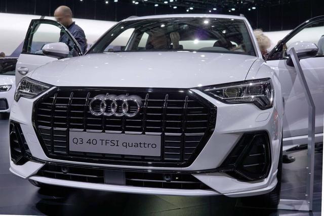 Audi Q3 - 35 TFSI