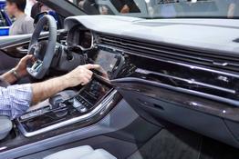 Audi Q8, Beispielbilder, ggf. teilweise mit Sonderausstattung
