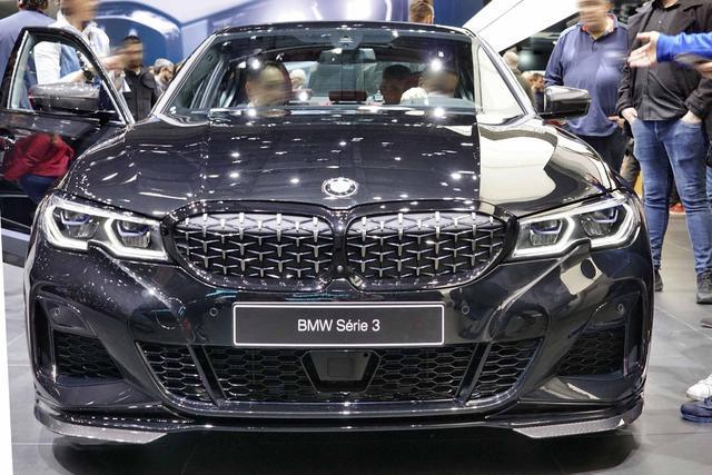 BMW 3er Touring - 318d Advantage