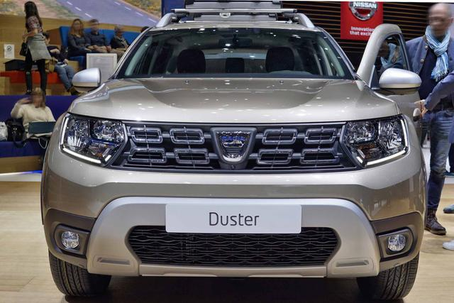Dacia Duster - Techroad
