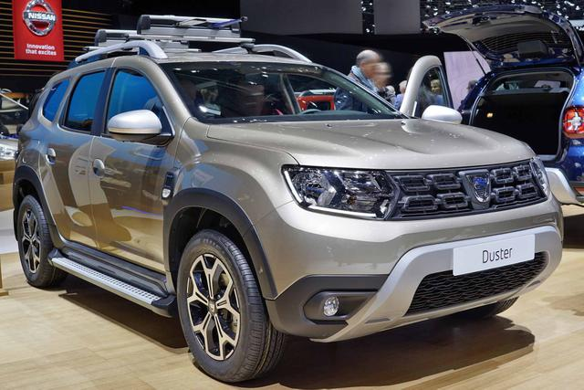 Dacia Duster - Access 1.6 SCe 115PS 5G 2019
