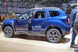 Dacia Duster - Prestige 1.3 TCe 150PS/110kW 6G 2019