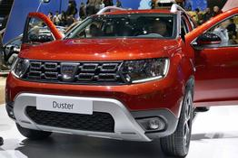 Duster - Techroad 1.5 Blue dCi 115PS/85kW 6G 2019