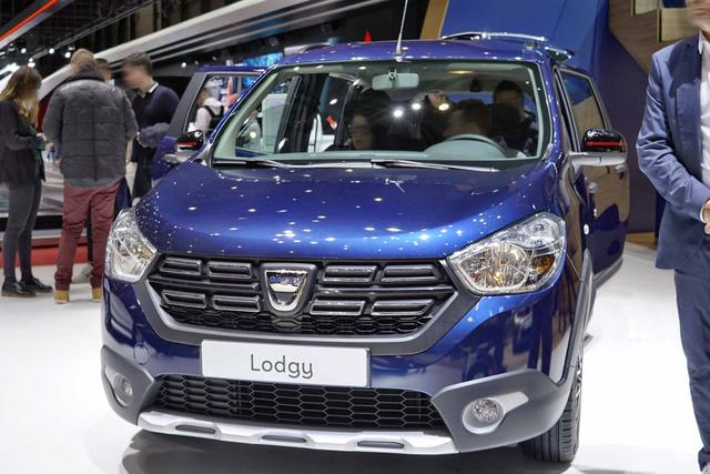Lodgy      Stepway 1.5 dCi 95PS/70kW 6G 2021