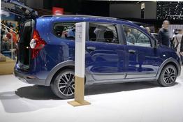 Dacia Lodgy - Essential 1.5 Blue dCi 90PS 6G 5-Sitzer 2019