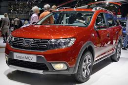 Logan MCV - Stepway 0.9 TCe 90PS/66kW 5G 2020