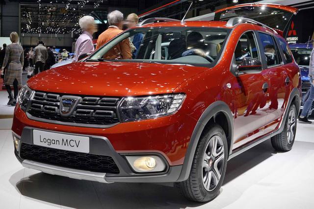 Bestellfahrzeug, konfigurierbar Dacia Logan MCV - Stepway 1.5 Blue dCi 95PS/70kW 5G 2020