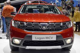 Dacia Logan MCV - Techroad 0.9 TCe 90PS 5G 2019