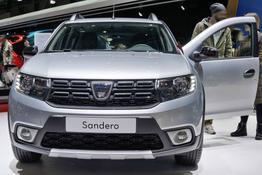 Dacia Sandero - Techroad 0.9 TCe 90PS 5G 2019