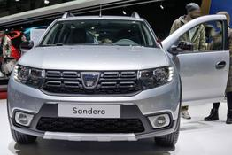 Dacia Sandero - Techroad 0.9 TCe 90PS/66kW 5G 2019