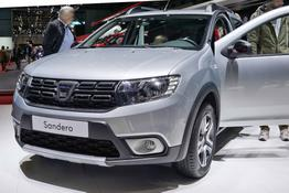 Sandero - Techroad 0.9 TCe 90PS/66kW 5G 2019