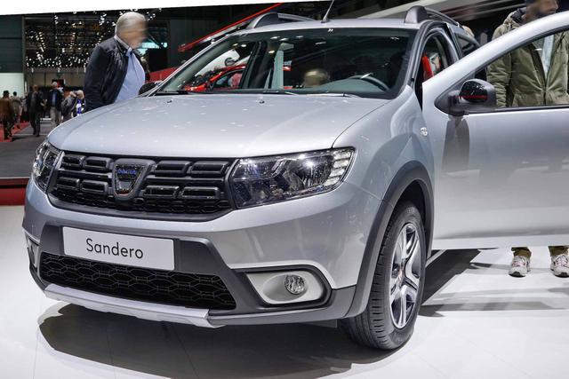 Dacia Sandero - Streetway 0.9 TCe 90PS/66kW 5G 2020 Bestellfahrzeug frei konfigurierbar