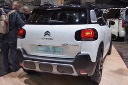 Citroën C3 Aircross      BlueHDi 100 Stop&Start Origins